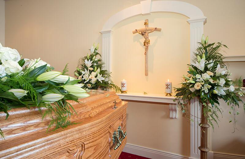 Coffins & Urns